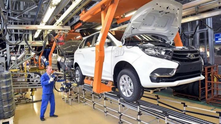 АВТОВАЗ объявил о возобновлении работы