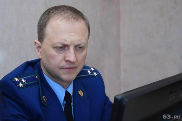 В прокуратуре Денис Авдеев работает с 2001 года