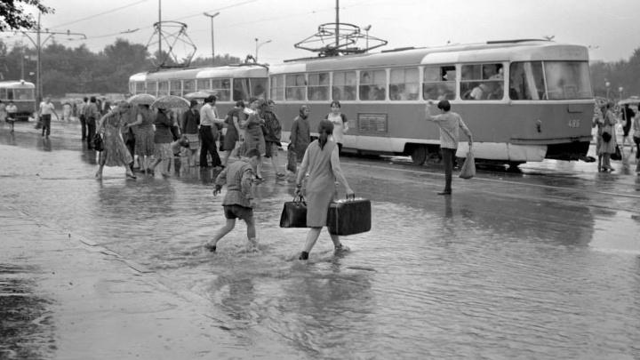 «Весёлый был город»: разглядываем снимки советского Свердловска, сделанные фотографом из Германии