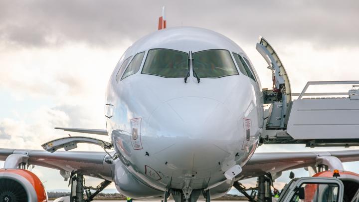 Авиадебошем на борту самолета Самара — Гоа займутся следователи