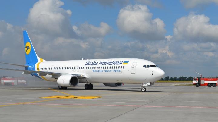 В Тегеране разбился самолет «Украинских авиалиний»
