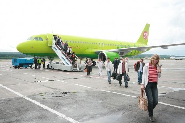 В S7 Airlines заявили, что любые билеты из Новосибирска в Грузию можно вернуть без штрафов