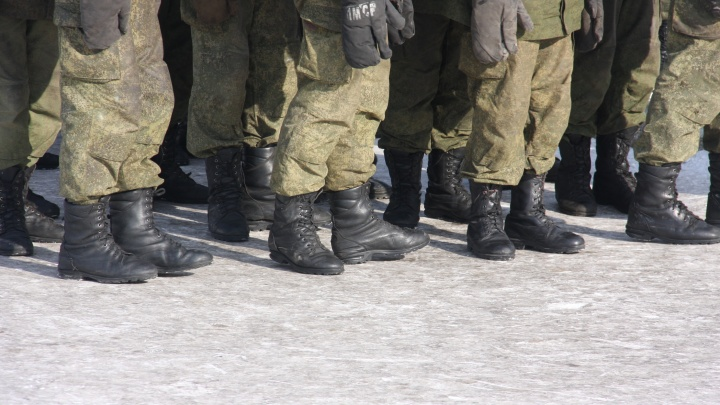 Военные объявили о создании в Новосибирской области нового батальона