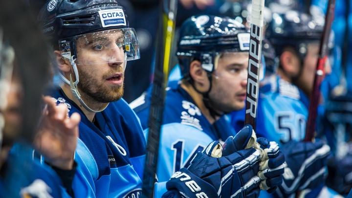 «Сибирь» выиграла первую игру в сезоне