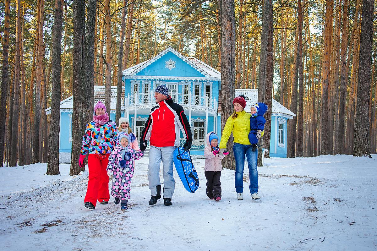 В популярном санатории подарят сутки отдыха на Масленицу и 23 февраля
