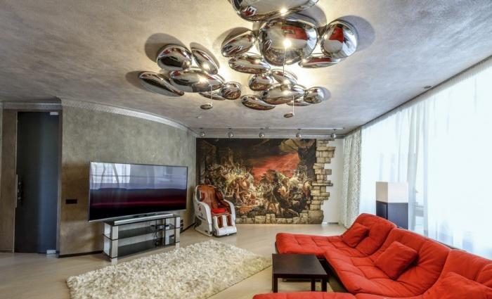 Тесно не будет: обзор просторных квартир Екатеринбурга (фото)