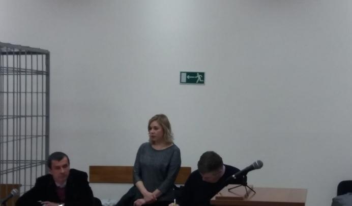Суд вынес приговор женщине, которая сбила четырех человек в Белоярском