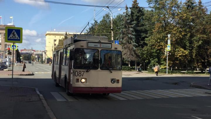 В День города челябинский общественный транспорт изменит маршруты