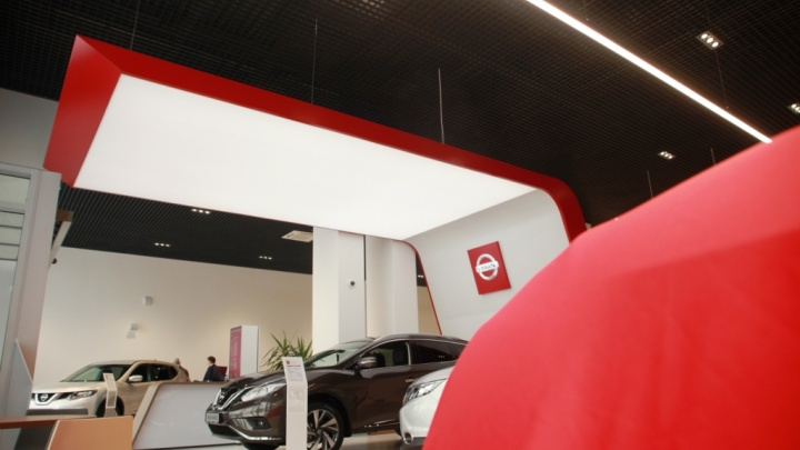 В Екатеринбурге открыли первый цифровой автосалон: новый официальный дилер задал высокие стандарты