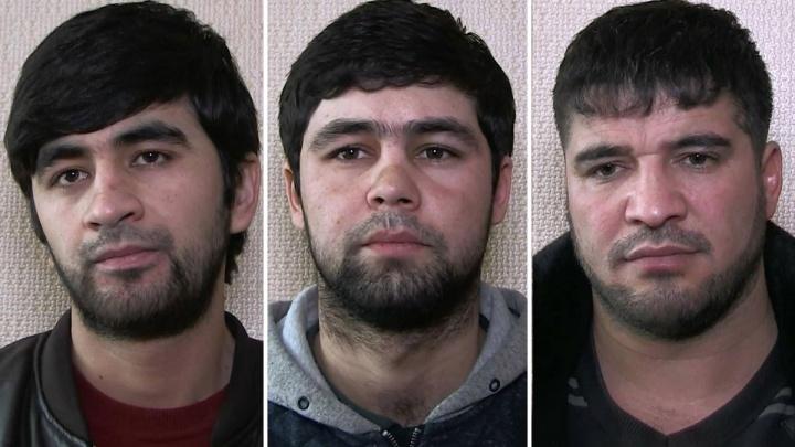 В Екатеринбурге полицейские ищут пострадавших от банды, в которую входили семеро южан