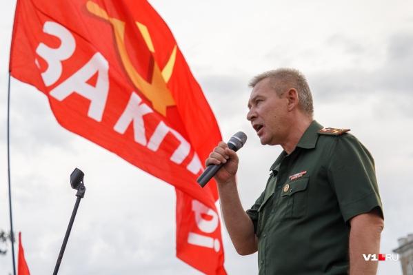 Полковник запаса скоропостижно скончался 9 сентября