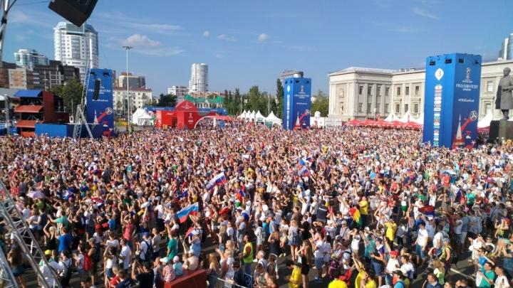 На площади имени Куйбышева для самарцев выступят группа «Каша» иTherr Maitz