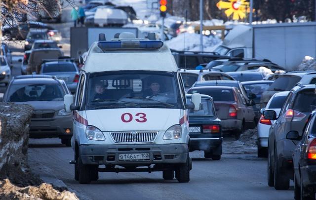 Станция скорой помощи Уфы арендует автомобили