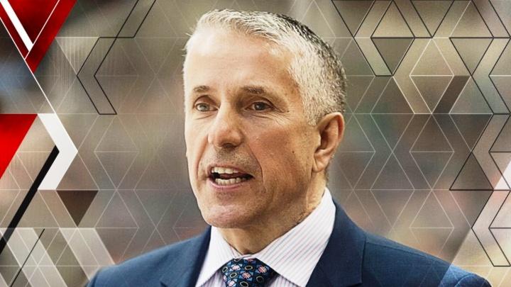 Новым тренером «Авангарда» стал 57-летний канадец