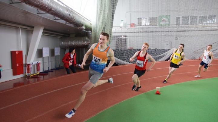 «Необходимо поддержать наших легкоатлетов»: в Самаре пройдет «Кубок Дворца спорта»