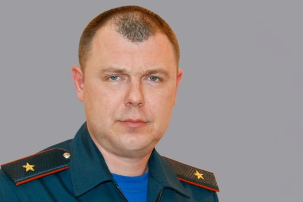Вячеслав Бутко возглавил донское МЧС