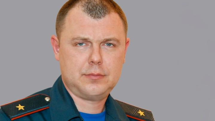 Владимир Путин назначил главного спасателя Дона