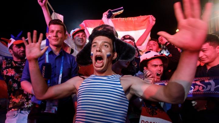 День будущего на фан-фесте: матч Россия — Испания, автограф Веретенникова и футуризм