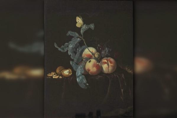 Альст Виллем передавал на своих картинах изображения тканей, металлов, птичьих перьев и других фактурных материалов с невероятной точностью<br><br>