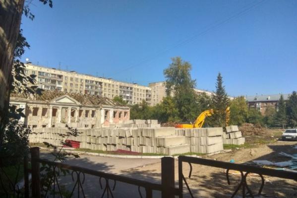 Детские сады по адресу25 лет Октября, 6А и 6Б в начале сентября