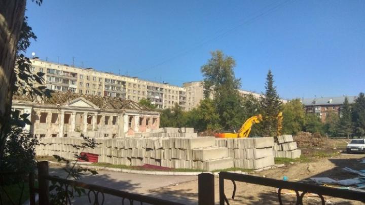 Три снесли, один построят: мэрия заказала строительство нового детсада на месте разрушенных