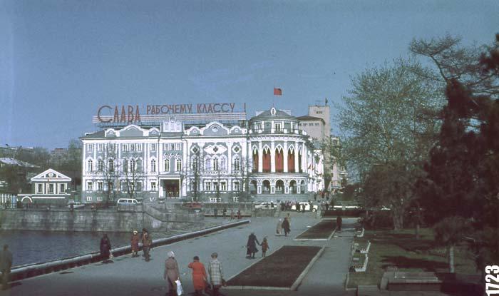 И еще кусочек Дома Севастьянова