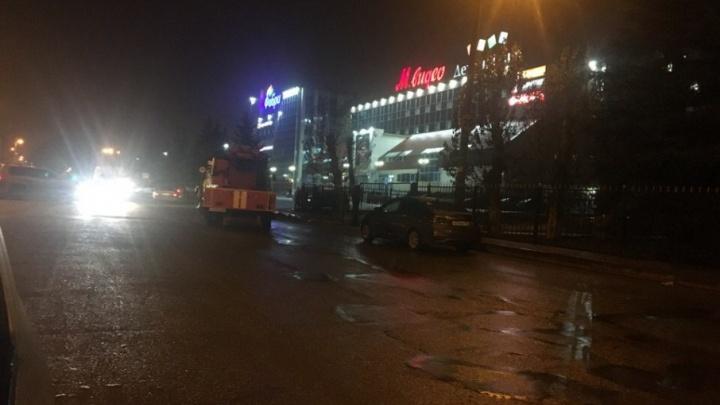В Стерлитамаке эвакуируют посетителей двух торговых комплексов