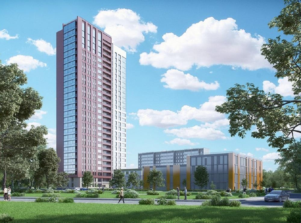Новый жилой комплекс имеет доступ ко всем транспортным развязкам и удобный выезд