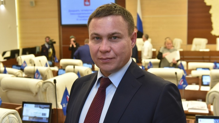 Министр ЖКХ Прикамья Александр Шицын оказался совладельцем двух частных компаний