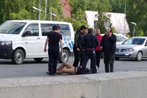 Авария случилась возле аграрного университета Северного Зауралья