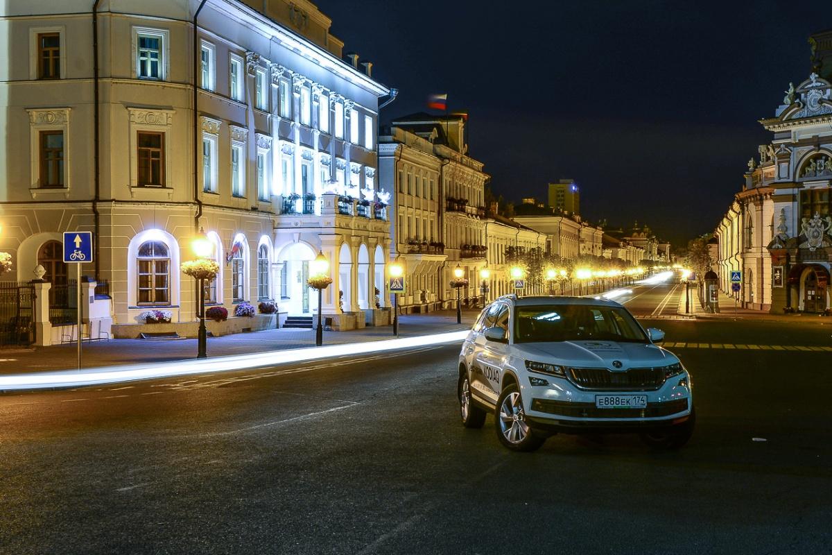 На Skoda Kodiaq — в Казань: ищем плюсы в дизельном авто для дальних трипов