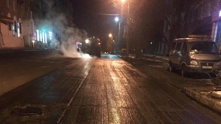 Чиновники назвали окончательные сроки ремонта челябинских дорог