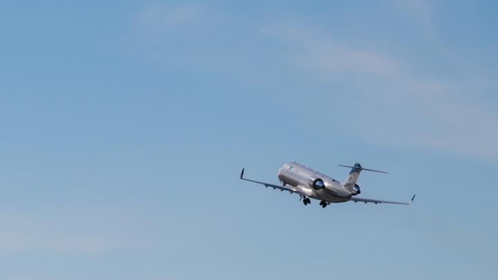Самолет из Багдада, летевший в Минск, экстренно сел в Ростове