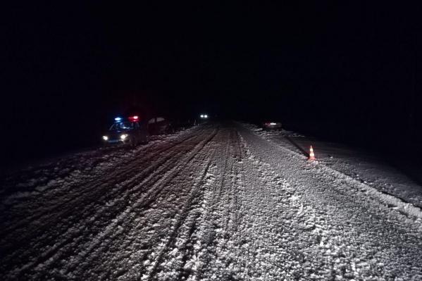 Авария произошла в Череповецком районе Вологодской области