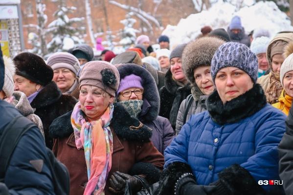 Самарцы много раз выходили на митинги, защищая свои права на различные льготы и выплаты
