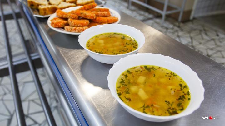 В Волгограде поставщики питания в детские лагеря провалили проверку Роспотребнадзора