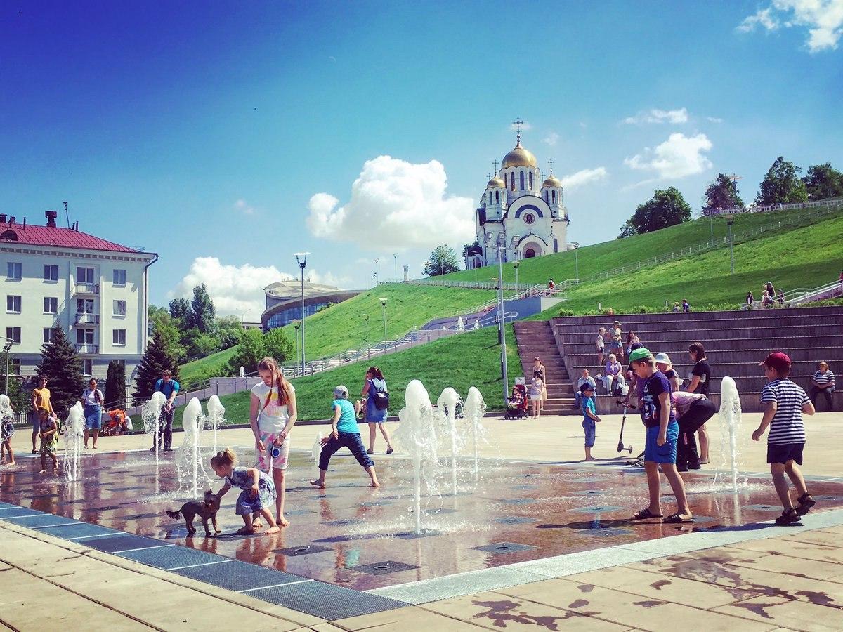 ВСамаре организуют концерт вподдержку сборной РФ пофутболу