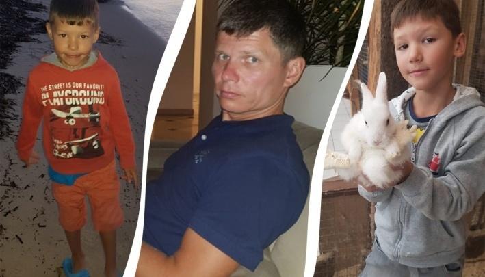 Источники UFA1.RU — о пропавшем в Уфе мужчине с двумя сыновьями: «Они, скорее всего, живы»