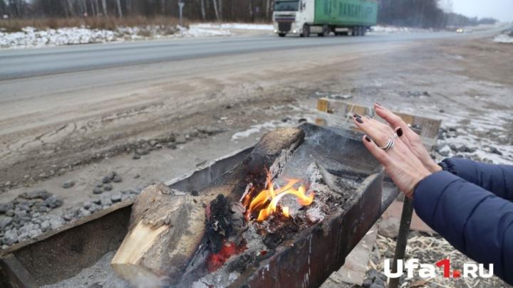 В Казахстане из сломавшегося автобуса, ехавшего в Уфу, спасли 56 человек