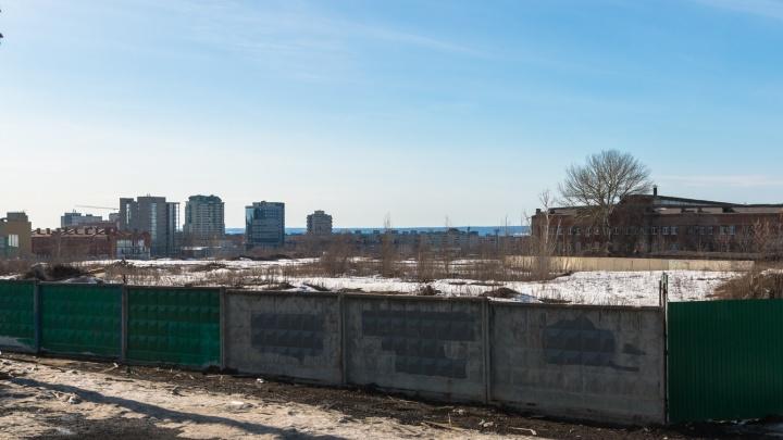 Никому не нужен: территорию бывшего подшипникового завода решили продать по сниженной цене