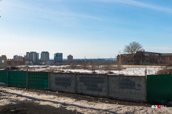 Стоимость территории ГПЗ-4 оценили в 1,1 миллиарда рублей