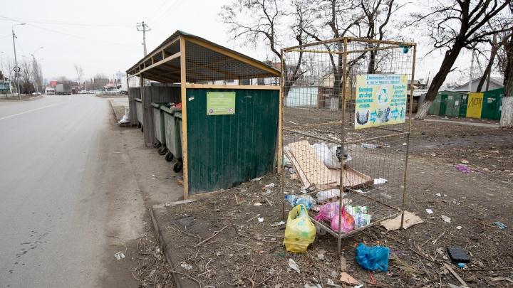 Митинг против мусорной реформы в Ростове проведут 25 апреля