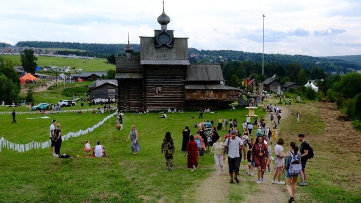 В Хохловке проходит музыкальный фестиваль Seasons. Прямой эфир