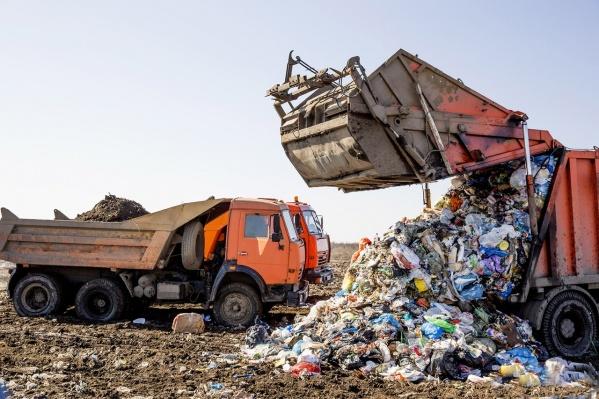 Из Московской области под Ярославль привезли около 200 тысяч тонн отходов