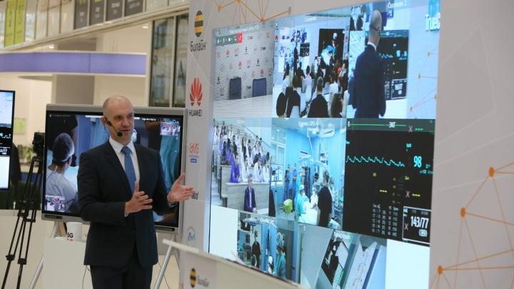 Впервые в России: пациенту удалили раковую опухоль в ходе онлайн-консилиума