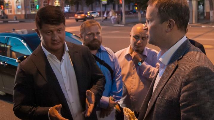 «Темнотища!»: мэр Ярославля напоследок решил заняться уличным освещением