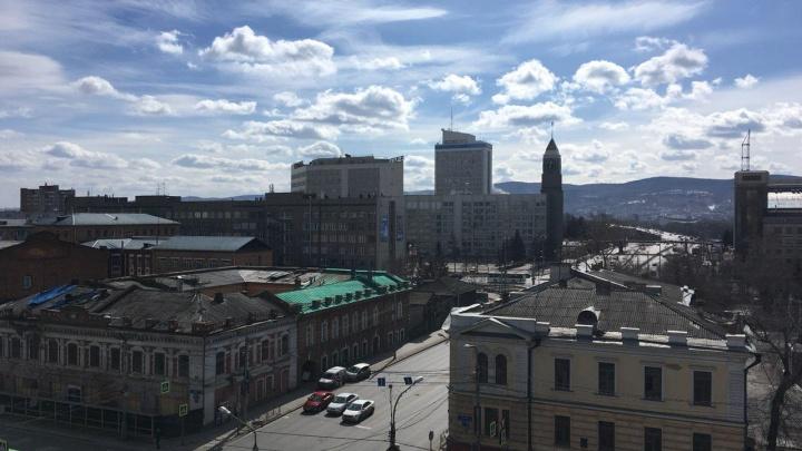 Блогер Варламов приехал в Красноярск и сравнил его с Гонконгом