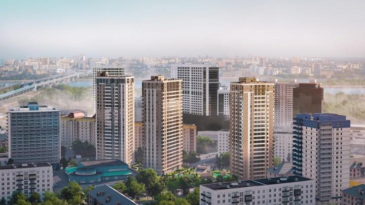 Жилые комплексы и поселки города, от которых замирает сердце и появляется желание срочно переехать