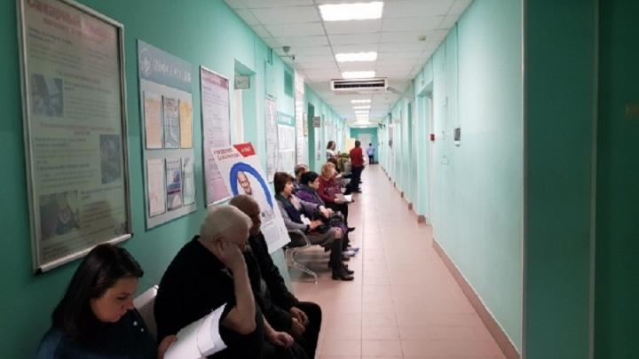В Волгограде заболеваемость гриппом и ОРВИ в шесть раз выше, чем в среднем по России
