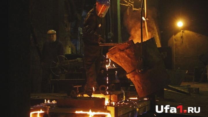 Закаляйся, сталь: как отливают решетки для уфимской набережной